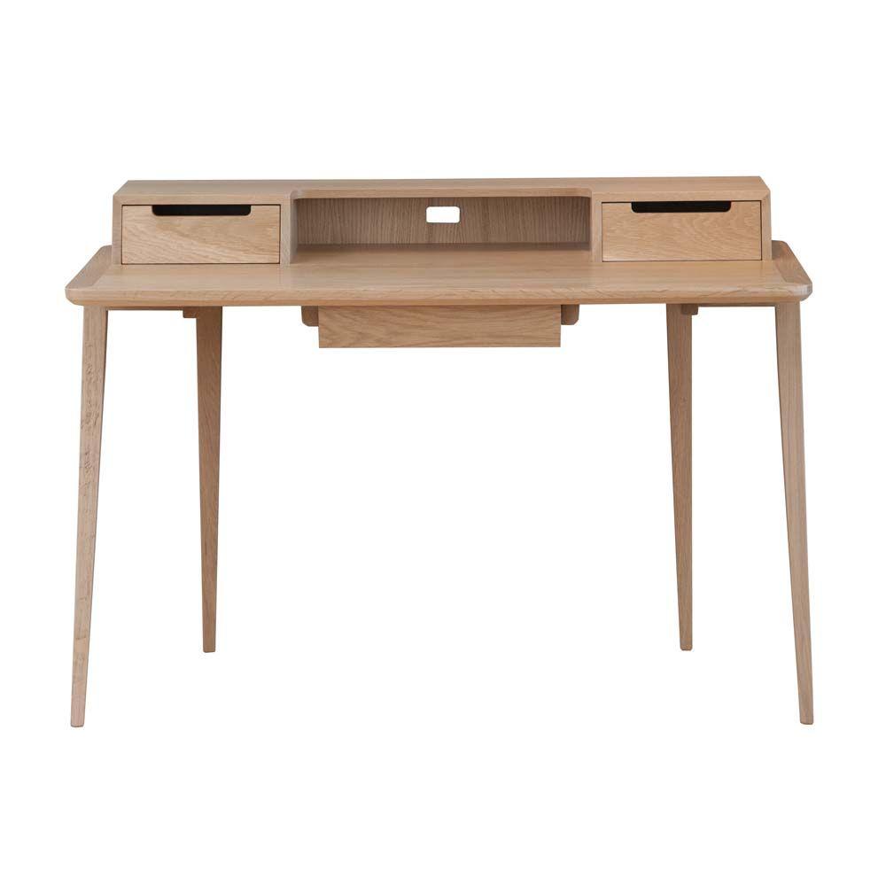Klassisches Design trifft skandinavisches Design: Der Schreibtisch ...