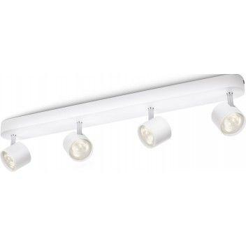 Kattospotti Philips Star Valkoinen 4-Os 4 x 4 W LED - Bauhaus