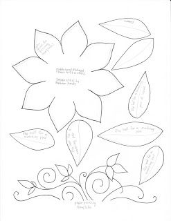 Mel stampz white lotus card wet wrinked cardstock this 1s 4 u flower cards mightylinksfo