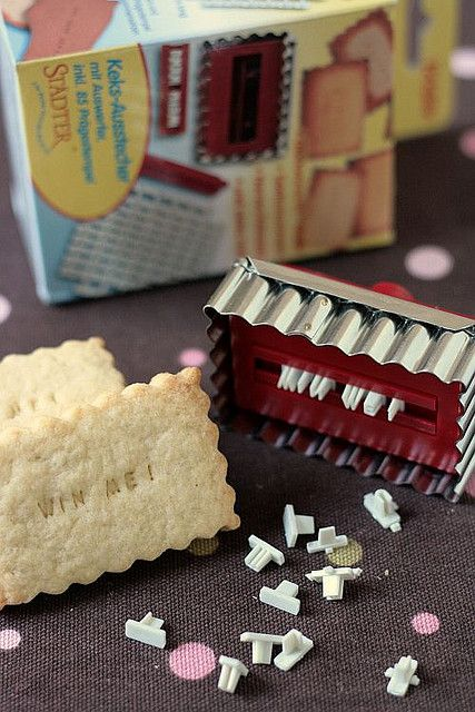 Petit Beurre Cookie Cutter Giveaway N Importe Quoi Pinterest