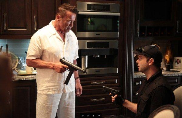 Pin Op Arnold Schwarzenegger
