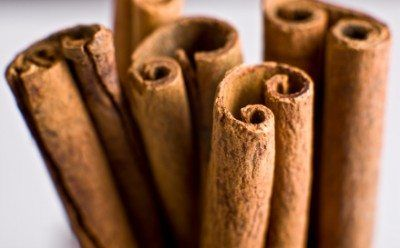 Lately, I've been all about cinnamon. I've taken to sprinkling it in smoothies…