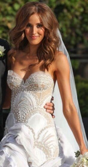 Hair Down With Veil Gorgeous Look Bride Hair Down Bridal