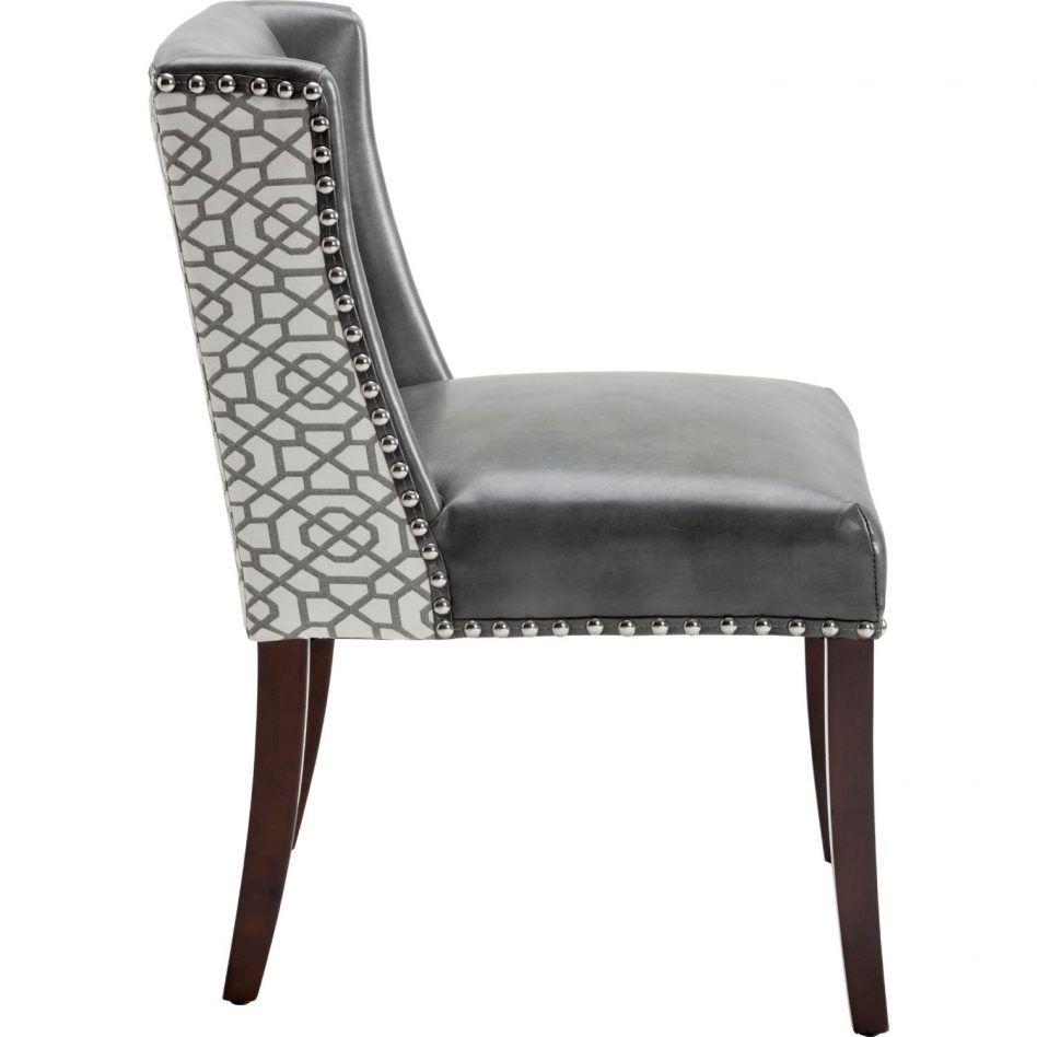 Graue Leder Stühle Esszimmerstühle Esszimmerstühle In 2018
