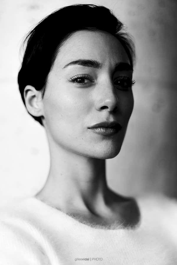 Photographe Gilles Vidal Model Morgane Miller