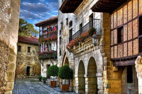 Cantabria Hotel Rural En Venta Cerca De Santillana Del Mar Y Comillas Casas En Venta Hotel Rurales
