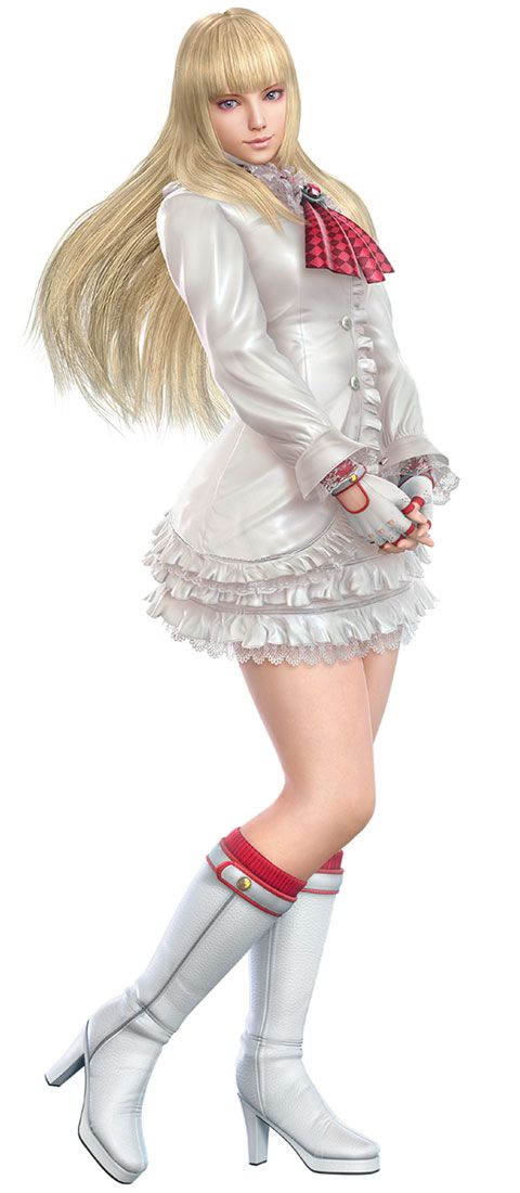 Lili Characters Art Tekken 6 Tekken Cosplay Fighter Girl