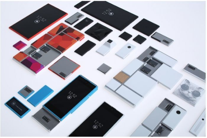 Motorola Project Ara, open hardware para crear tus propios smartphones modulares.