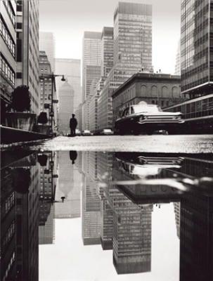 Mario De Biasi - Park Avenue, NYC 1964