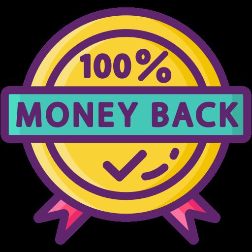 Money Back Guarantee Free Vector Icons Designed By Flat Icons Free Icons Vector Icon Design Vector Free
