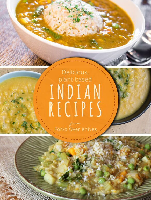 plant based diet indian recipes