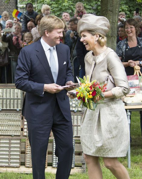 4f8f4283beb61c King Willem-Alexander and Queen Maxima of The Netherlands - Dutch Royals  Continue Touring the Netherlands