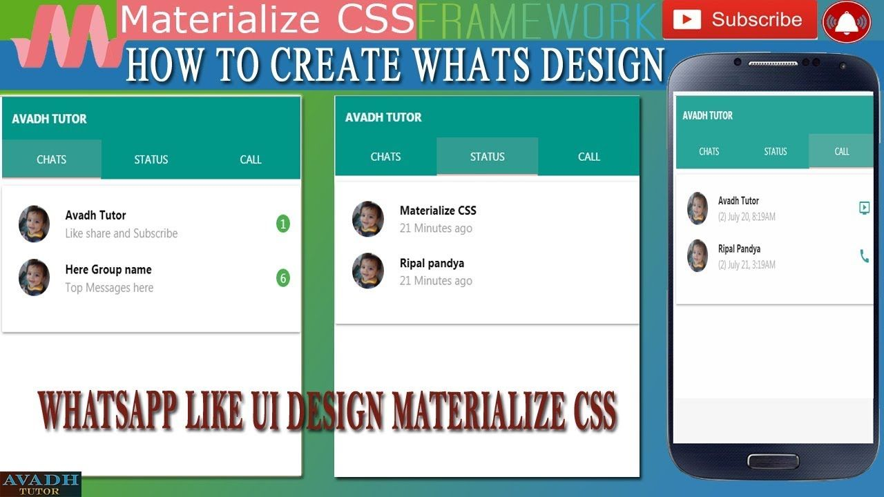 Matpress Materialize Admin Template Dashboard Template