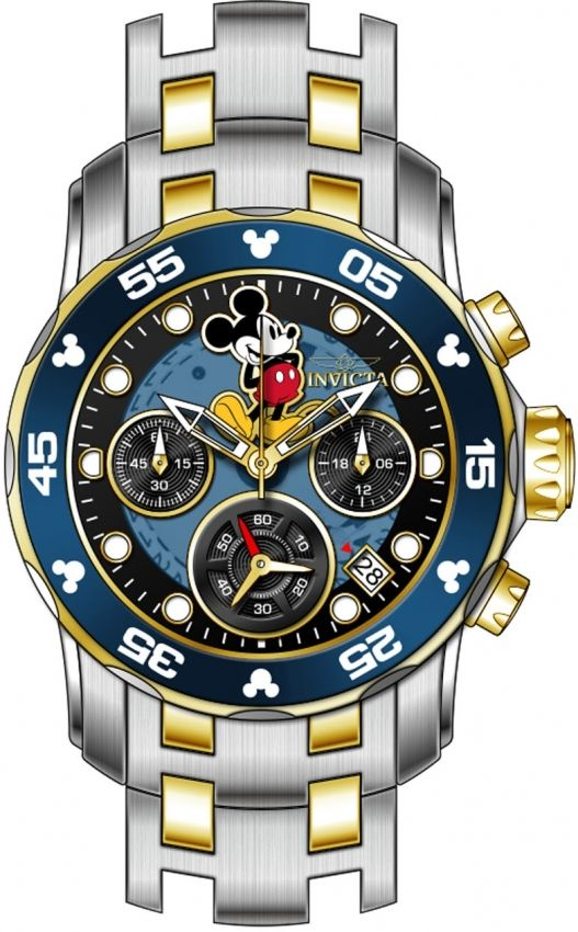 Invicta Pro Diver - Mickey Mouse  d86d25ea593