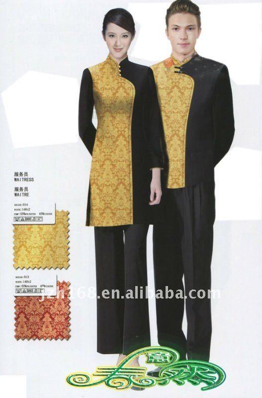 Arabic hotel uniform google search uniform pinterest for Spa uniform bangkok