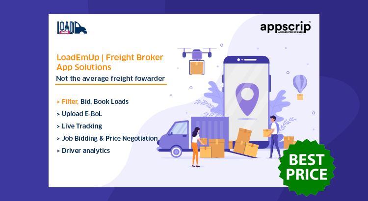 🚢LoadEmUp: Best Freight Broker Software & Freight Finder