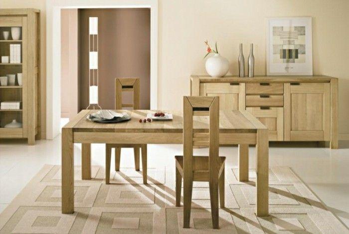 100 Esszimmer Ideen für moderne Gestaltung - Moderne Tische Fur Wohnzimmer