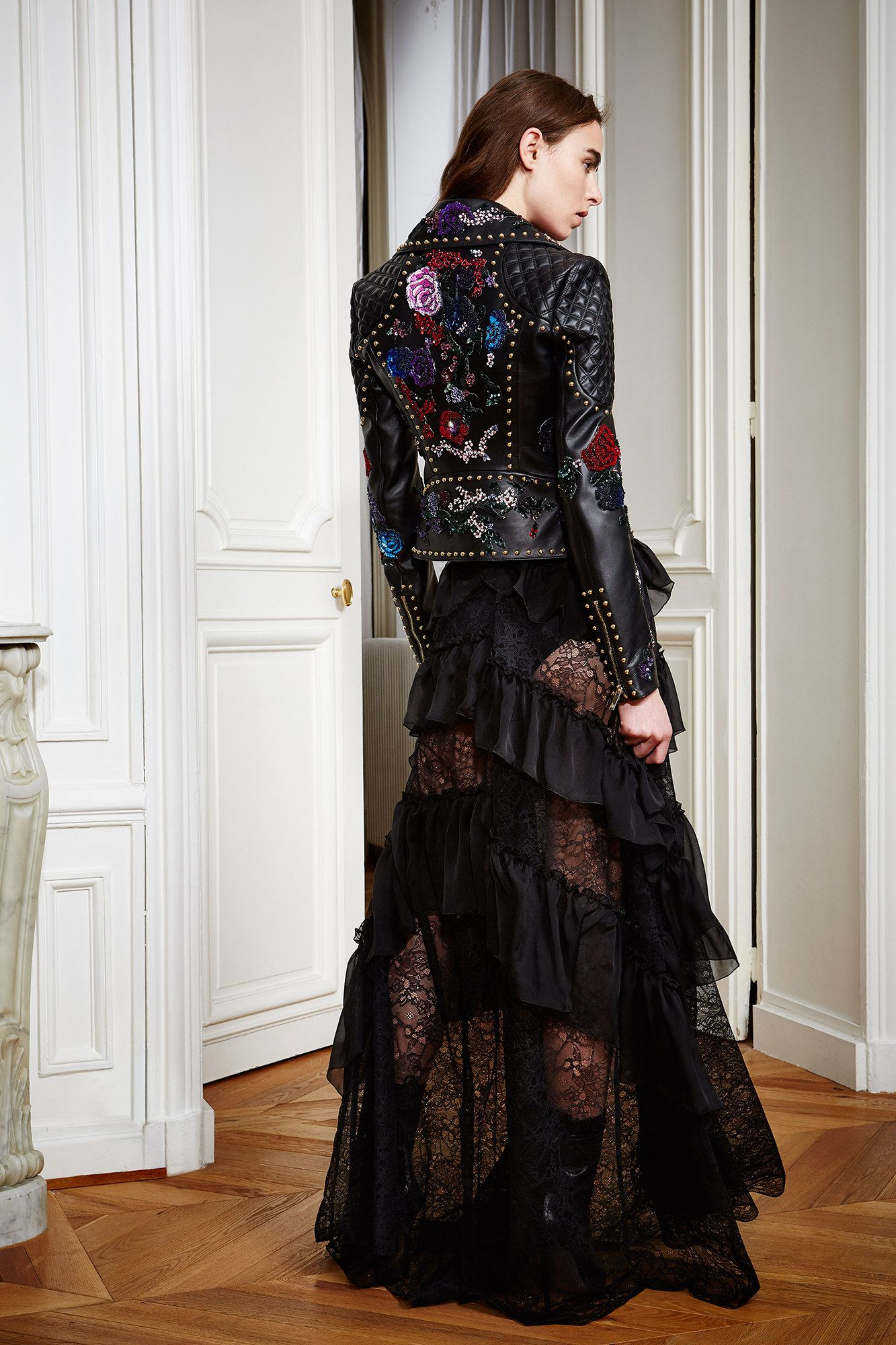 Zuhair Murad | Pre- Fall/Winter 2016 Ready-To-Wear Collection | Modeled by ? | January 25 2016