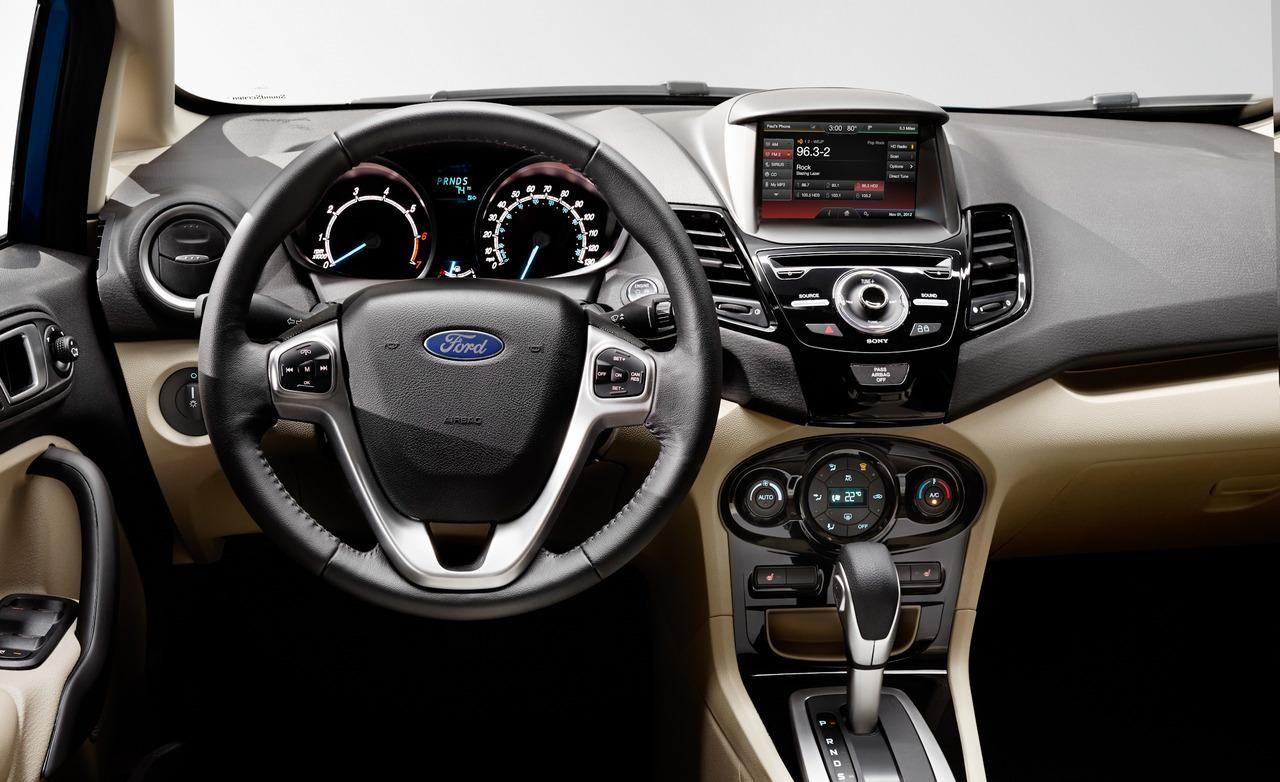Ford Fusion | Ford Fusion 2014 Interior