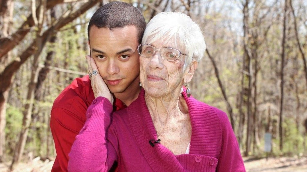 SHOCKING VIDEO! 31-Year-Old Guy Has A 91-Year-Old Girlfriend!