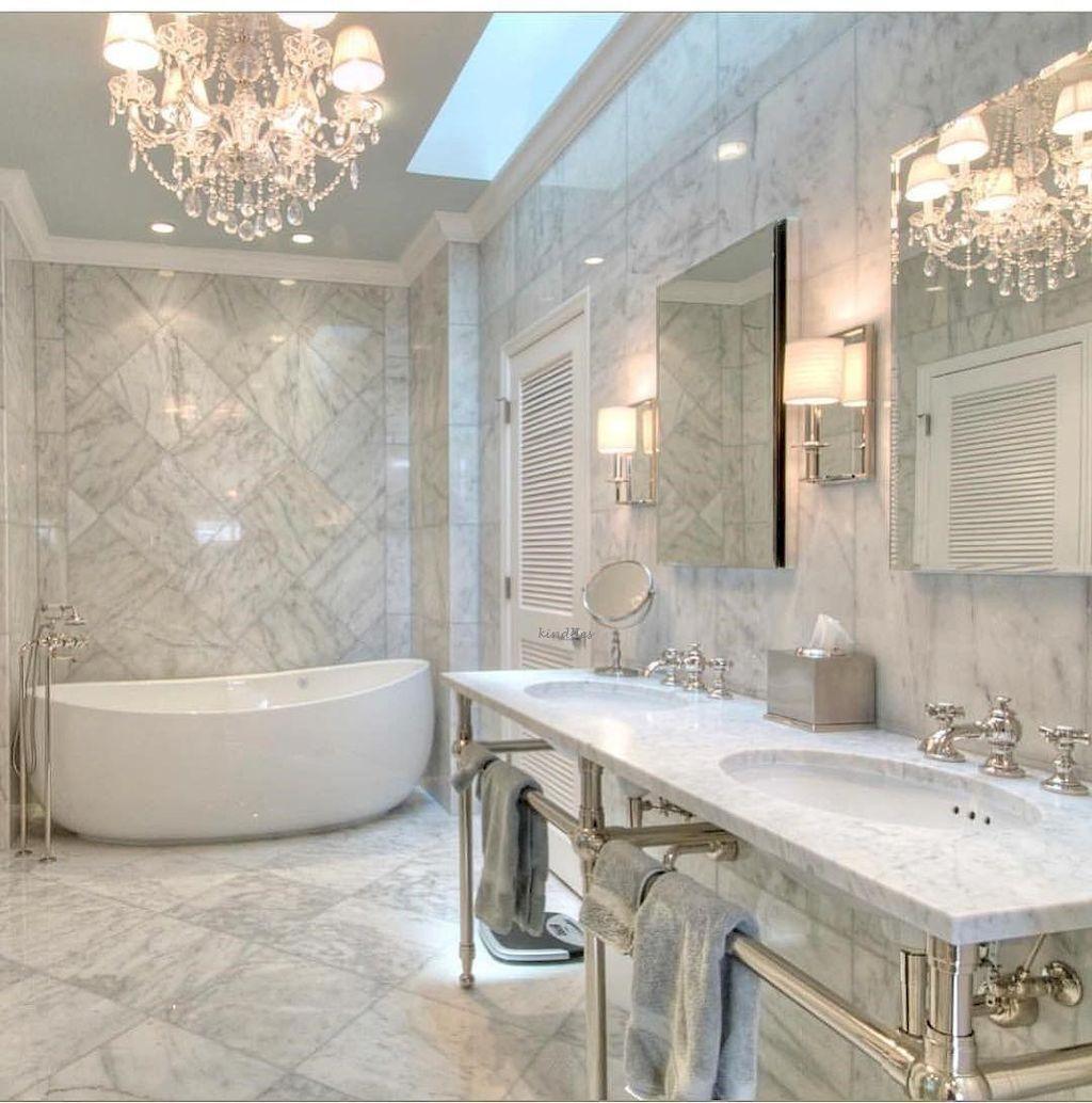5 Gorgeous Scandinavian Bathroom Ideas: Gorgeous And Glamorous Bathroom Decoration Ideas