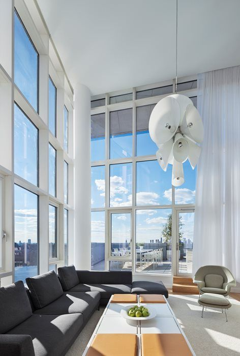 Bens Renovated Brooklyn Penthouse   Home decor, House