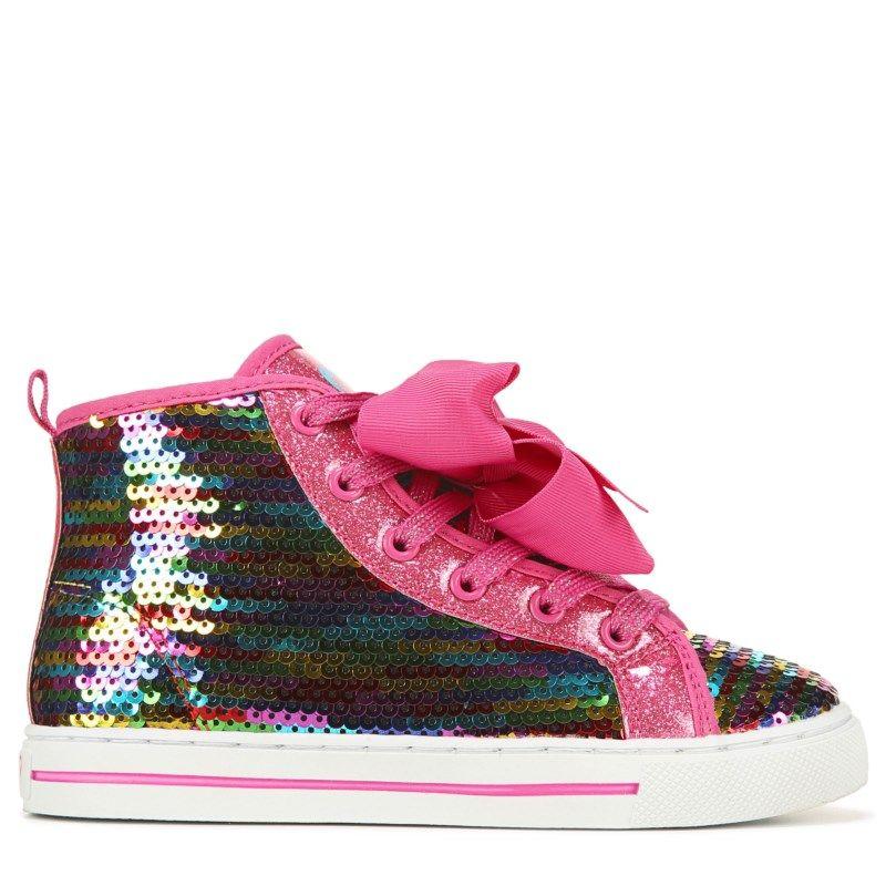 JoJo Siwa Kids' JoJo High Top Sneaker