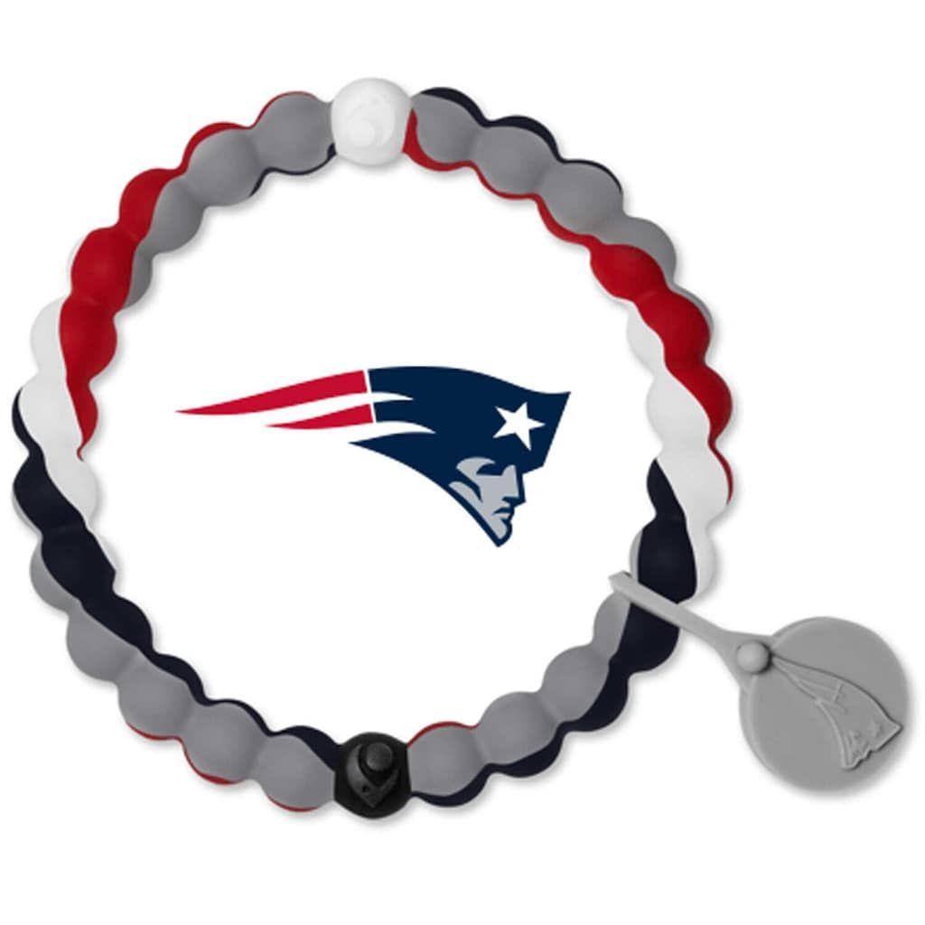 New England Patriots Lokai Bracelet New England Patriots Patriots Live Lokai Bracelet