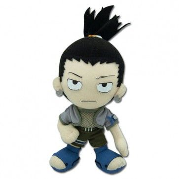 "Authentic Stuffed Toy by GE Animation Naruto Plush New Genuine 9/"" Itachi"