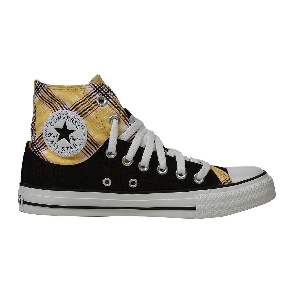 5a53c6e7fe5d3d Layer Up Hi Chucks  converse  chucktaylor  hightops Converse All Star