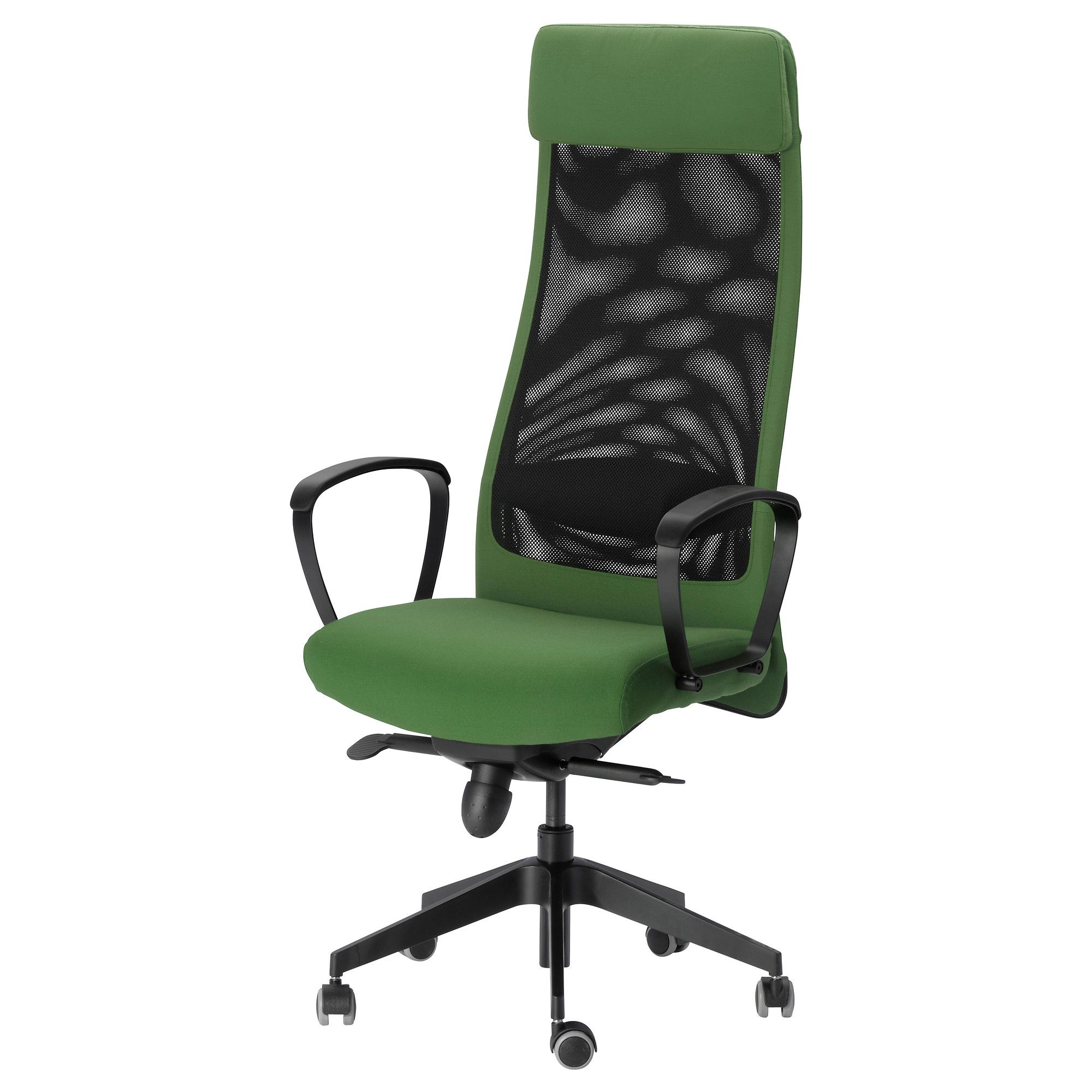 ikea chairs office. Ikea Green Markus Office Chair - I Wish They Had Other Color Options. This Is Probably The Closest. By Far Most Comfortable For My Body. Chairs