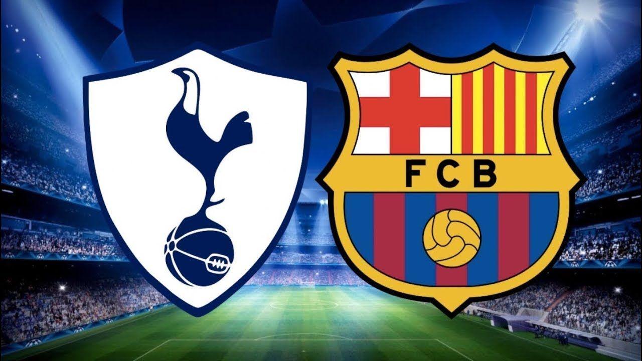 Fifa 18 Barcelona Vs Tottenham Hotspur Friendly Match Ps4 By Hd Ga Tottenham Hotspur Tottenham Fifa