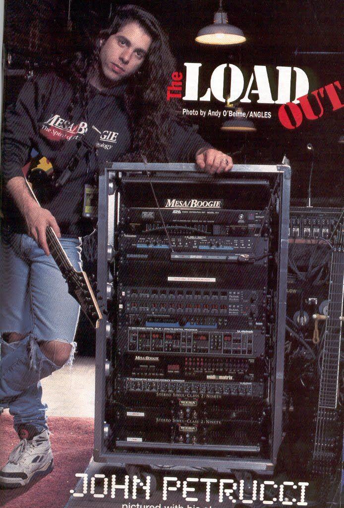 John Petrucci Music Guitar Dream Theater Music Bands