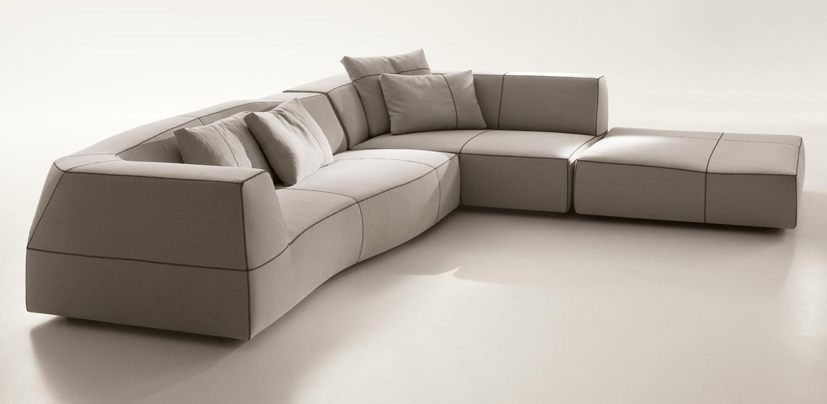 Designer couch  The Latest Sofa Designs Simple Decoration | decor | Pinterest ...