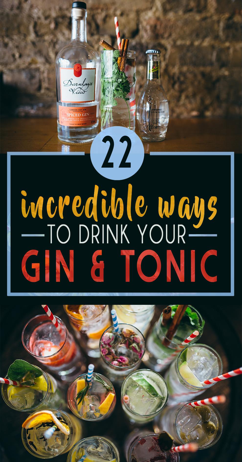 Coffee Gin Tonic | Getränke, Cocktail rezepte und Essen trinken