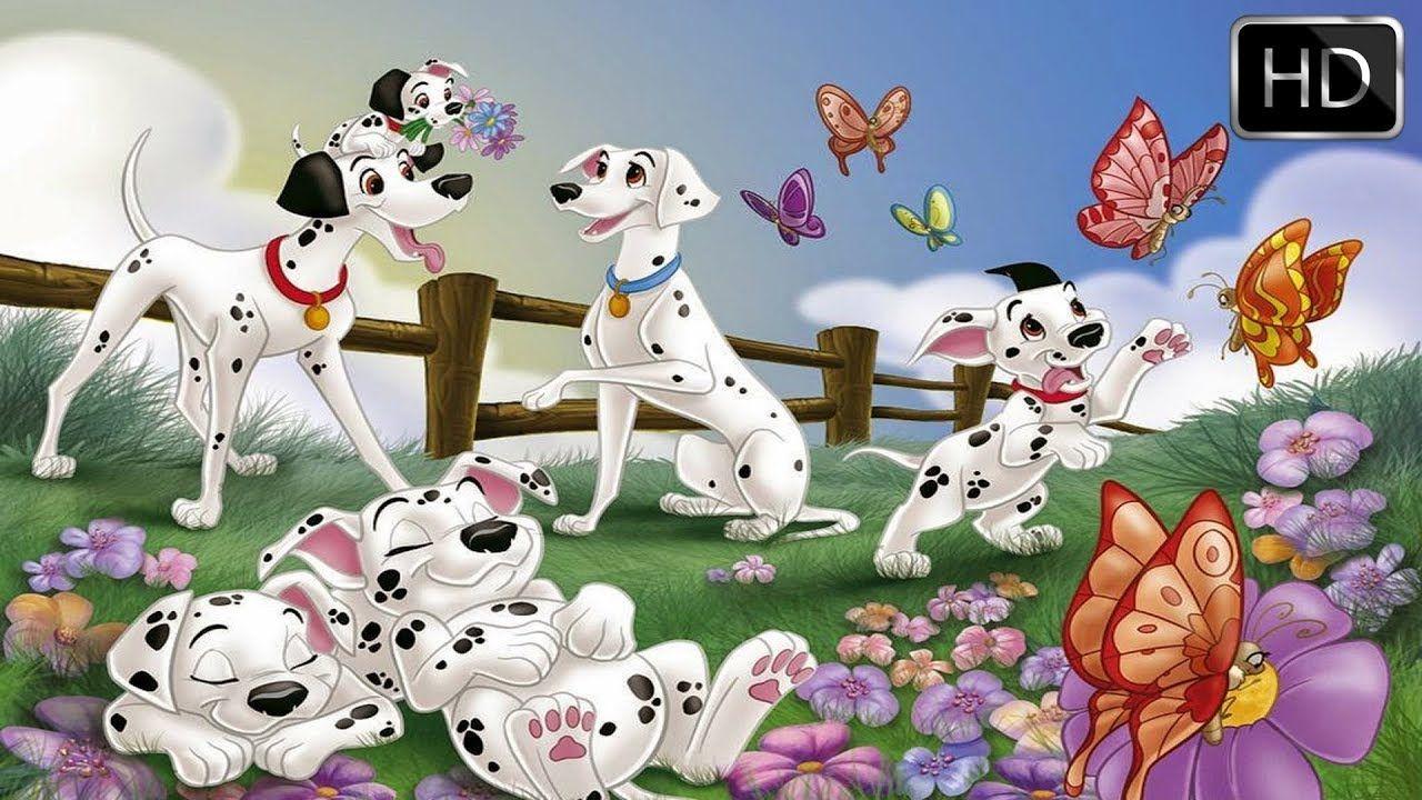 101 Dalmatas Pelicula En Espanol Hd 101 Dalmatas Mejores Momentos Disney Wallpaper Disney Drawings Disney 101 Dalmatians