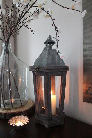 A New Lantern Pottery Barn Lanterns Lanterns Decor