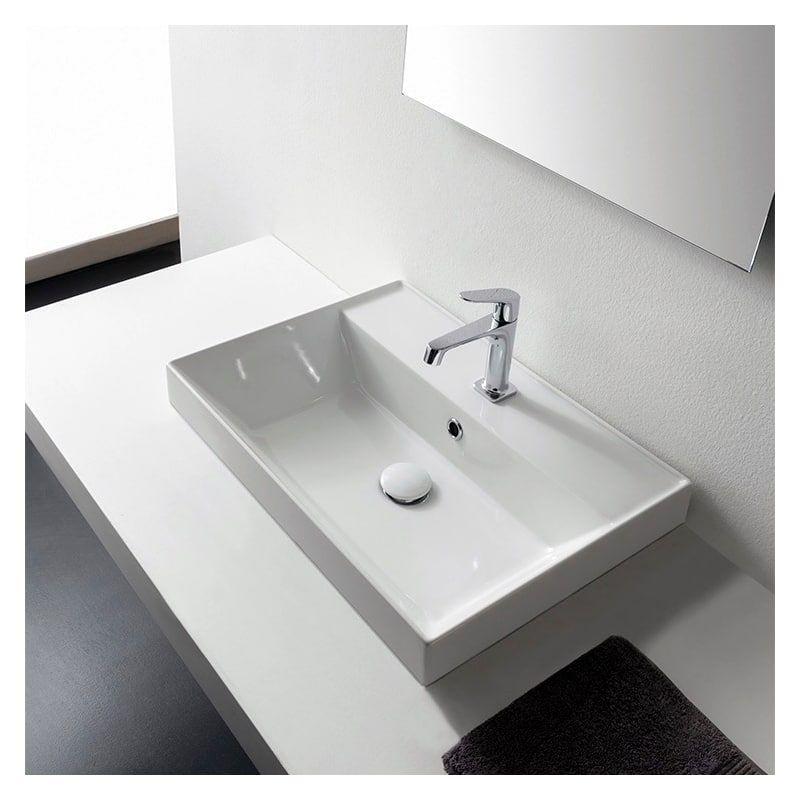Nameeks 5109 Sink Wall Mounted Bathroom Sinks Bathroom Sink Drain