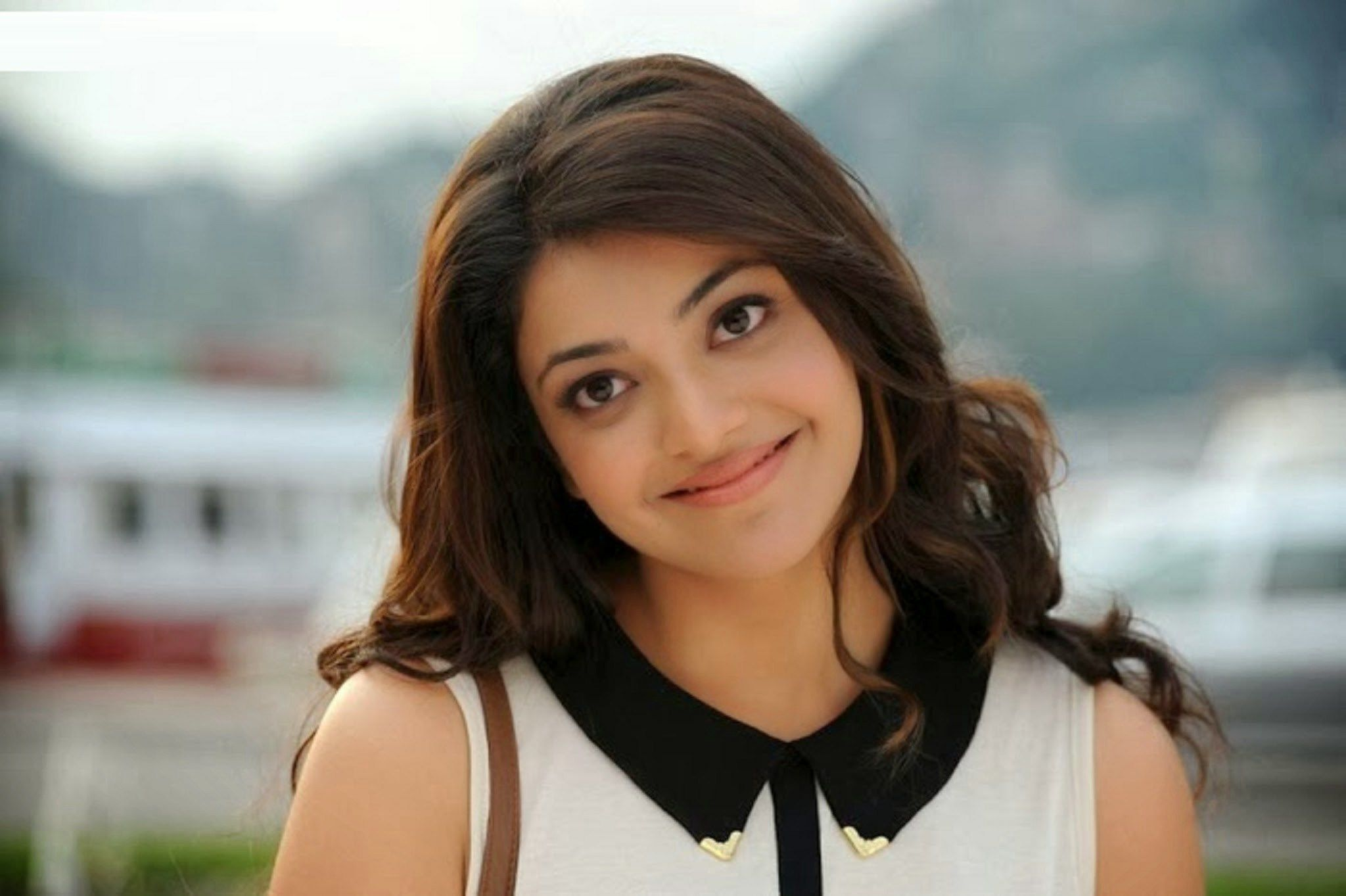 Kajal Agarwal South Indian Actress Wallpapers 76 Wallpapers Hd