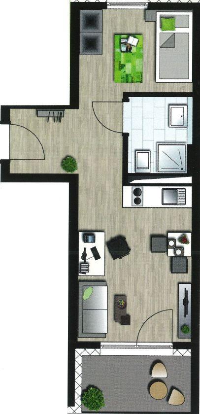 neubauwohnungen technische hochschule kapitalanlage studentenwohnungen innenstadt immobilien grundrisse html
