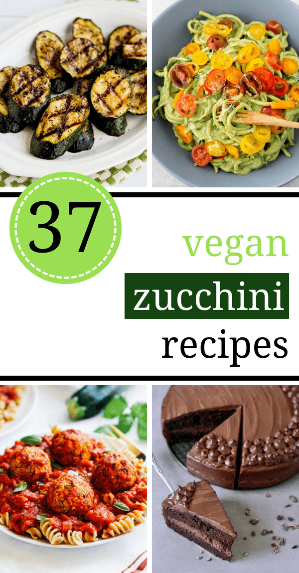 37 Healthy Vegan Zucchini Recipes For Dinner Vegan Zucchini Recipes Zucchini Recipes Vegan Recipes Healthy
