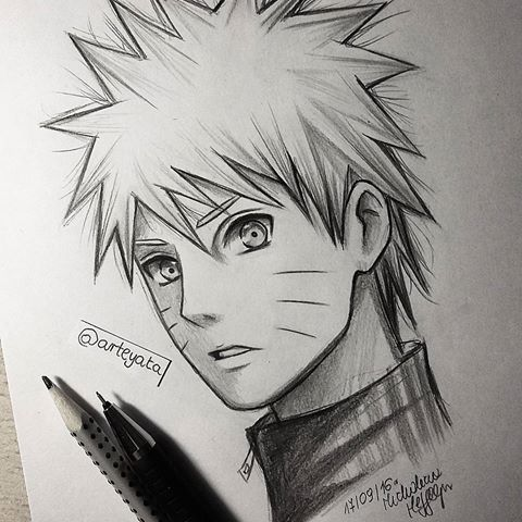 Resultado De Imagen Para Arteyata Naruto Sketch Naruto Sketch