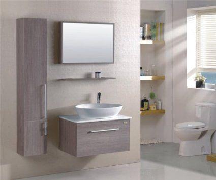 Ensemble salle de bain Gaia M B 243 miroir étag¨re