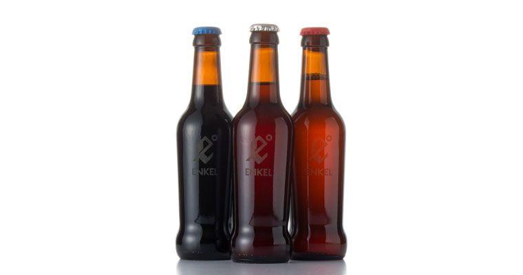 Enkel Beer / Packaging & Identity / Lars M. Klavenes