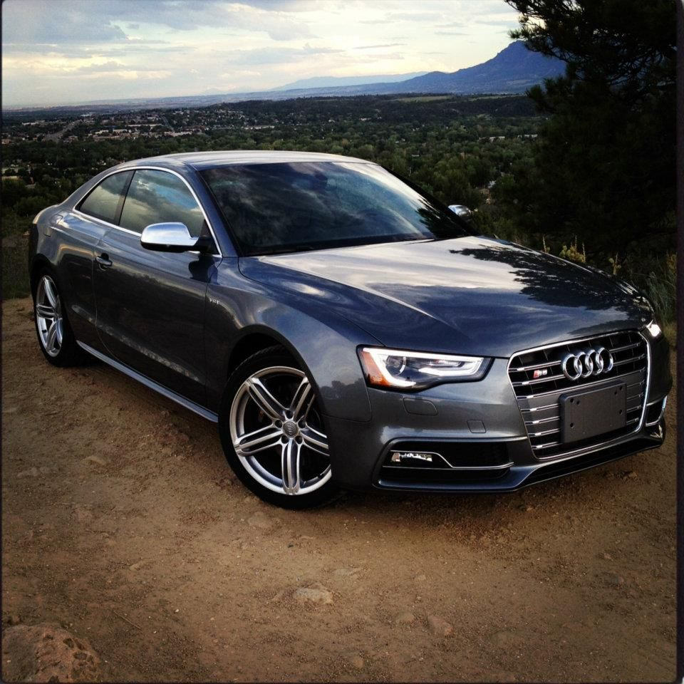 Used Audi Convertible: Audi S5, Audi Motorsport