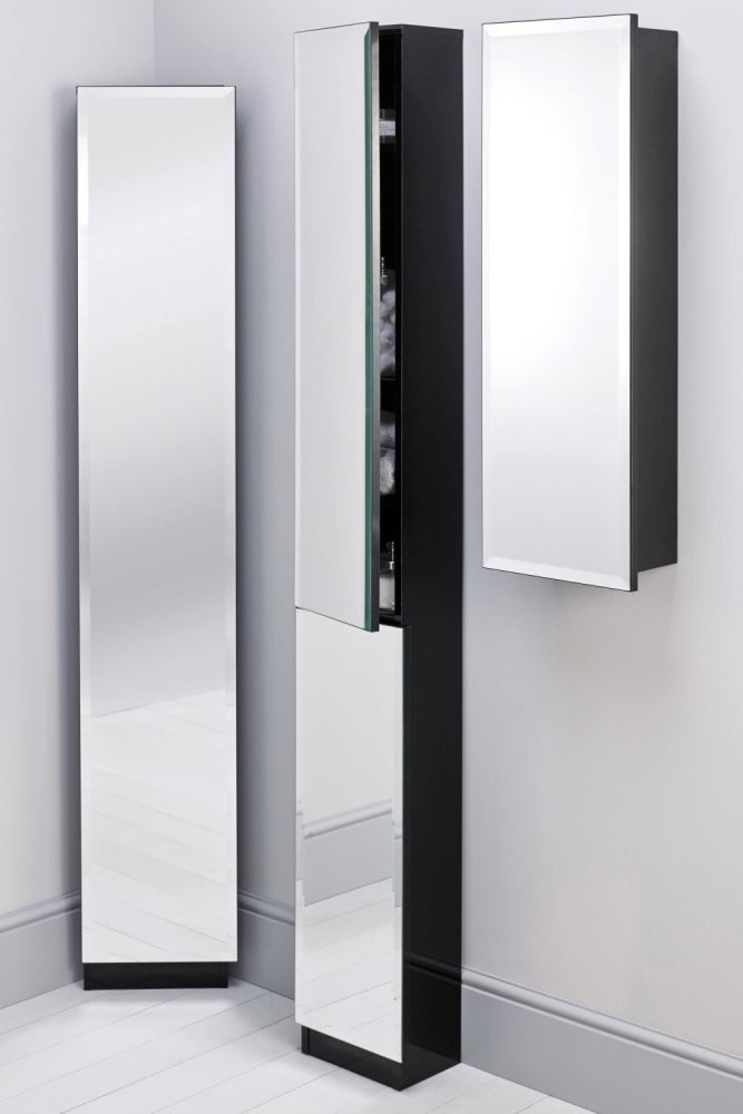 Tall Mirrored Bathroom Cabinets Slim Bathroom Storage Bathroom Tall Cabinet Bathroom Storage Cabinet