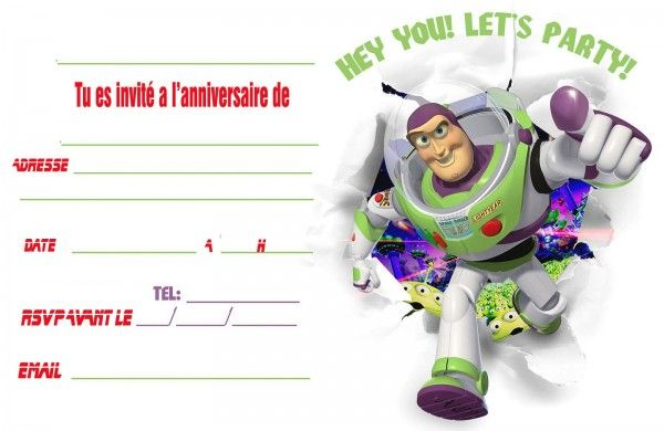 Super FETE D'ANNIVERSAIRE TOY STORY KIT COMPLET A IMPRIMER | birthday  KW39