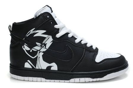looks like danny phantom | Very interesting | Nike dunks
