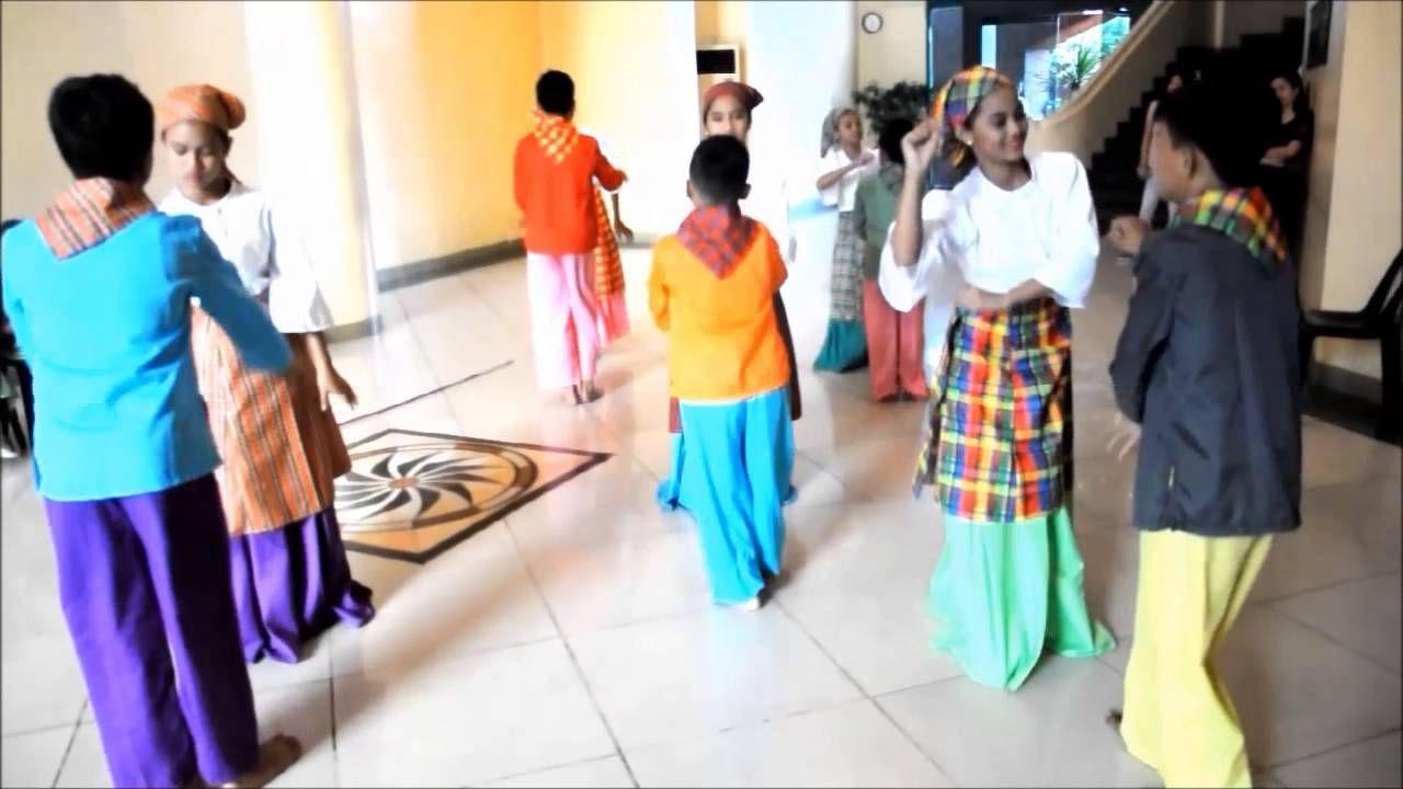 Parangal dance company philippine folk dance - Lerion Beginning From Marikina Folk Danceethnic