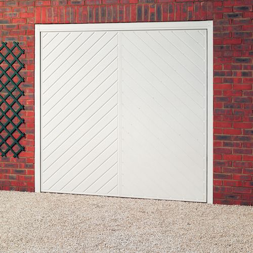 Cardale Chevron Garage Door & Cardale Chevron Garage Door   Roslyn   Pinterest   Garage doors ...